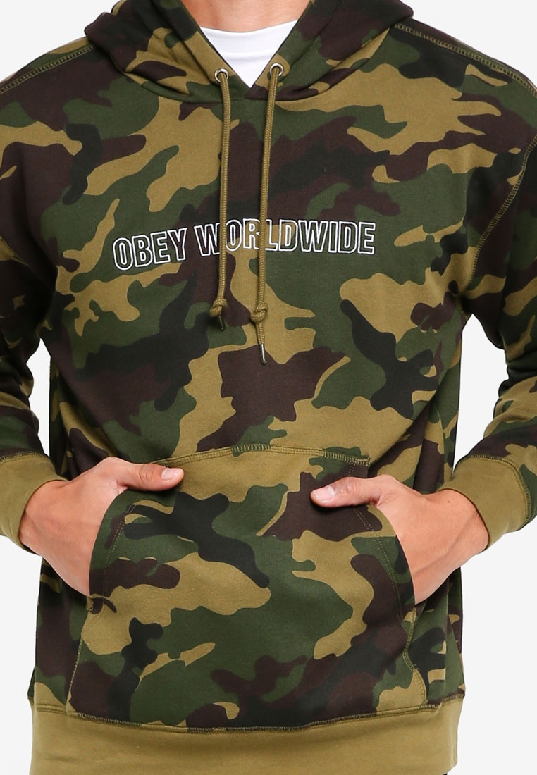 Camo Automatic OBEY Hoodie Automatic OBEY Hoodie Automatic Camo Hoodie Hoodie Camo OBEY Automatic xB0zOqFnwI