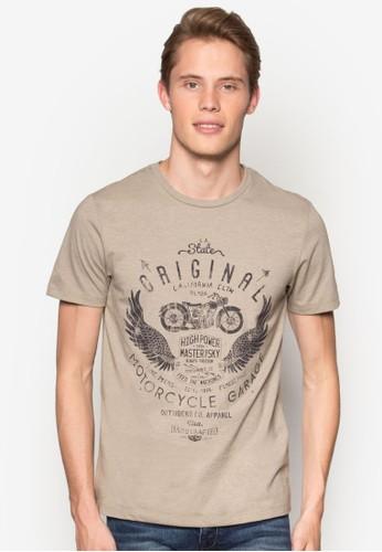 騎士設計TEE, 服飾, Tesprit 品牌恤