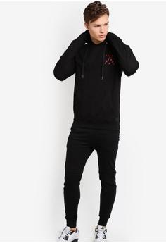 9696152515ac 70% OFF Flesh IMP Saint Extreme Ovesized Long Sleeve Hoodie RM 209.00 NOW  RM 62.30 Sizes S M L XL