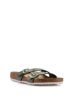 6826a615c274 Birkenstock Yao Balance Patent Sandals S  129.00. Sizes 36 37 38 39 40