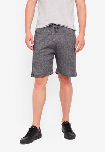 Brave Soul grey Grindle Shorts 065E1AA480FB1FGS_1
