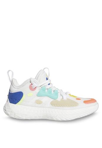 ADIDAS white harden vol. 5 shoes B804FKSBBFE325GS_1