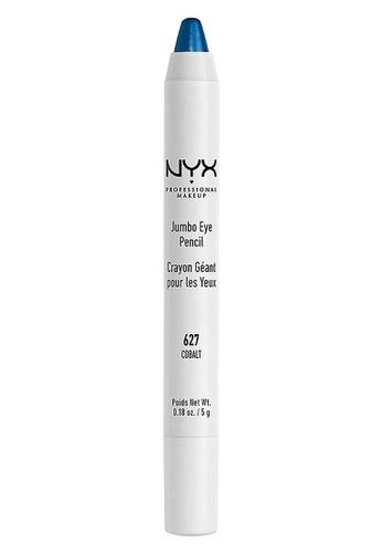 NYX Professional Makeup blue NYX Professional Makeup Jumbo Eye Pencil -  COBALT 3F5E0BEAAF8A50GS_1