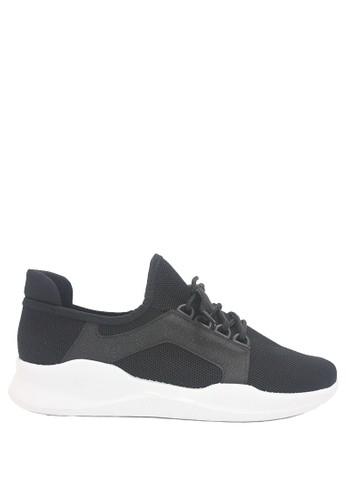 Dr. Kevin black Dr. Kevin Men Sneakers 13325 - Black ED444SHC29FCFCGS_1