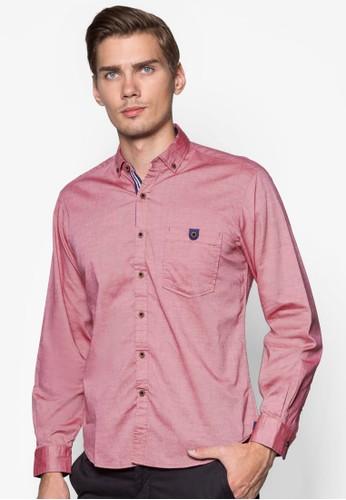 基本款長袖襯衫, esprit hk服飾, 服飾
