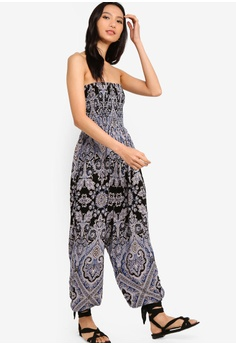 28bb84854e5d 35% OFF Free People Thinking Of You Jumpsuit RM 449.00 NOW RM 291.90 Sizes  XS M