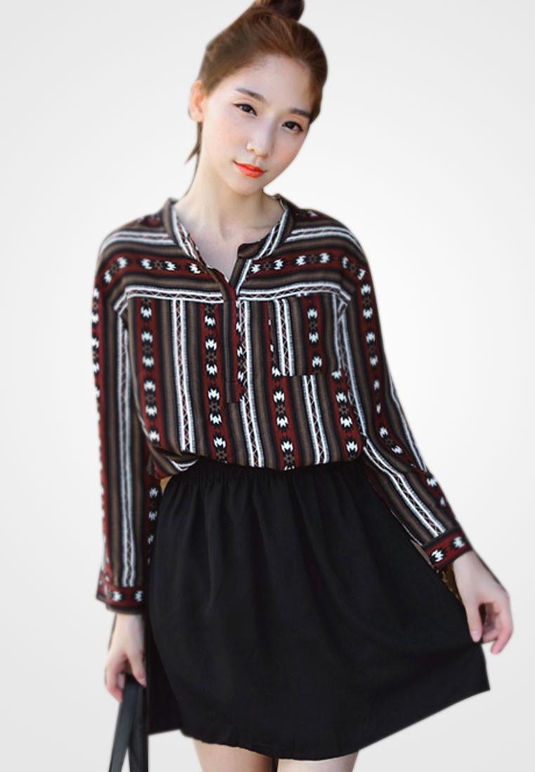 Cheery Totem Best Dress