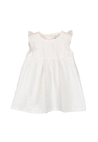 LC Waikiki white Crew Neck Sleeveless Dress 09751KA4C02B9EGS_1