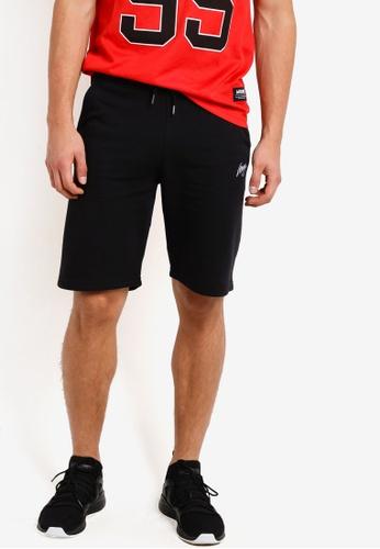 Wrung black Classic Shorts WR395AA69MQGMY_1