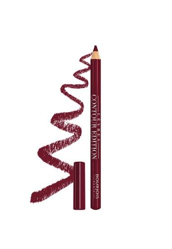 BOURJOIS Contour Edition Lip Liner Pencil #09 Plum It Up BO885BE53MYKSG_1