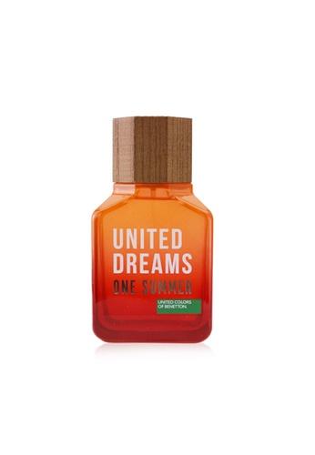 Benetton BENETTON - United Dreams One Summer Eau De Toilette Spray (2019 Edition) 100ml/3.4oz 0F502BE517E622GS_1