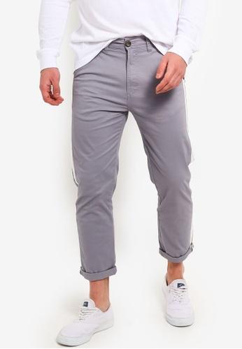 Cotton On 灰色 Drake Roller 褲 81831AA5F56D3FGS_1