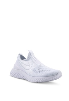 new concept c2e22 28a40 Nike Nike Epic Phantom React Flyknit Running Shoes RM 609.00. Available in  several sizes · Nike black ...
