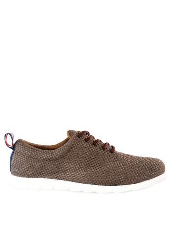 Sogno brown Sepatu Sneakers Casual GHS 07 53D0DSHFB675DDGS_1