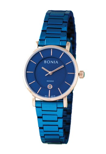 BONIA blue Bonia Rosso - BR168-2582 - Jam Tangan Wanita 83E5CAC545F52CGS_1