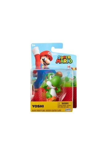 Kidmoro Nintendo Super Mario: W23 YOSHI 2.5-inch Figure with Simple Articulation B32A9ESE723F0FGS_1
