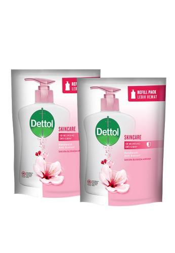 DETTOL Dettol Sabun Cuci Tangan Skincare - Pouch 200mL - Hand Wash Skincare F42CAES251740EGS_1