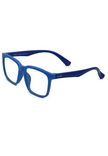 jojo blue Wayfarer Blue Light Filtered Glasses BCC5FKC4913DA6GS_1