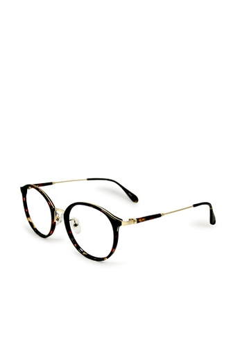 ASLLY multi Vienna Waltz│Anti-Blue light glasses with amber lenses 4BA48GL1706EF4GS_1