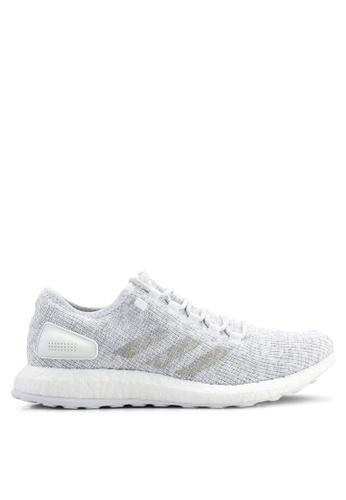 adidas white adidas performance pureboost 194F9SHF97C622GS_1