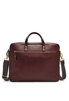 82862c50dd5a Fossil red Haskell Workbag MBG9342014 3B6E5AC2E288E9GS 1