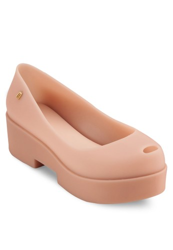 Ultragirl 露趾厚底休閒鞋, 女鞋, zalora退貨鞋