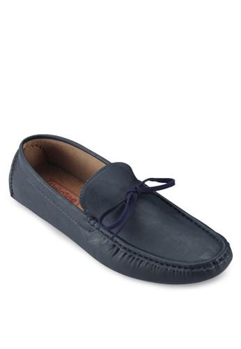 蝴蝶結仿皮船型鞋, 鞋,尖沙咀 esprit 船型鞋