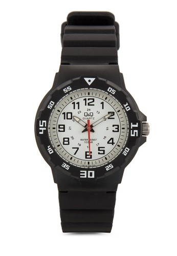 VR19Jesprit童裝門市003Y 數字顯示橡膠手錶, 錶類, 飾品配件