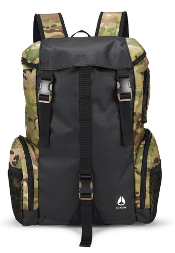Nixon multi Nixon - Waterlock Backpack III - Multicam  (C28122865) 450FCAC53C56A8GS_1