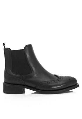 Twenty Eight Shoes 真皮復古馬丁靴 1861-1 835EASH626F0DAGS_1