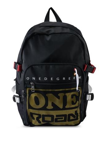361° black Sports Life Backpack 6BBD6ACA70F153GS_1