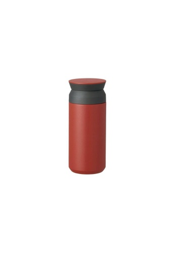 KINTO red Kinto Insulated Travel Tumbler Water Bottle 350ML Red 633A1ACADE49C4GS_1