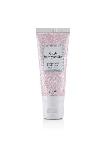Fresh FRESH - Honeysuckle Moisturizing Hand Cream 30ml/1oz 5CD50BEC7B91F1GS_1