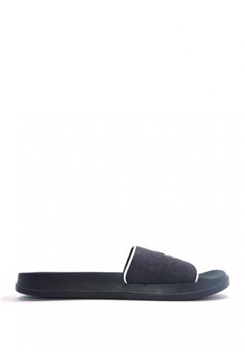 ACCEL black Siargao M Sports Sandals CB716SHFD62057GS_1