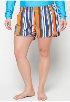 Ariana Plus Size Shorts