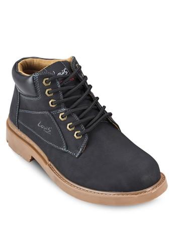 繫帶短靴, esprit 兼職鞋, 鞋