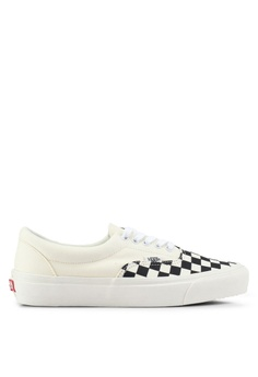 2ab046b305 VANS black and white Era CRFT Podium Sneakers 4E9B3SH5B3F824GS 1