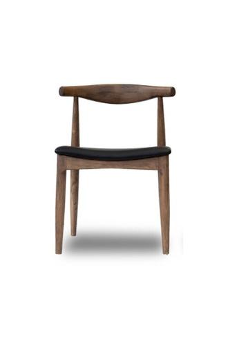 Chic Establishment brown Arbon Chair 11F6DHL215C882GS_1