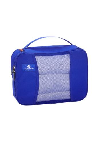 Eagle Creek blue Eagle Creek Pack-It Half Cube (Blue Sea) DF5C3AC0741C26GS_1