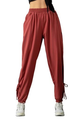 HAPPY FRIDAYS Adjustable Drawstring Sweatpants DK-YDK09 F7B5FAA892A52BGS_1