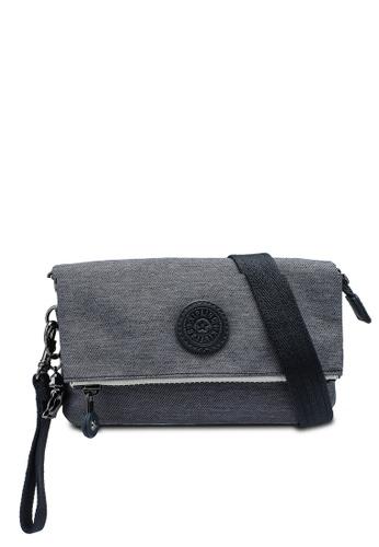 Kipling grey Lynne Crossbody Bag F8D05AC92A84EDGS_1