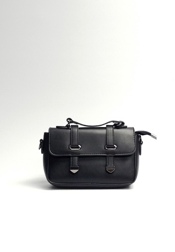 Lara black Women's Top-Handle Satchels 00E93ACDD27E05GS_1