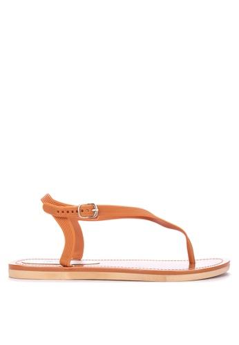 78385b4f345 Shop H2Ocean Thong Sandals Flats Online on ZALORA Philippines