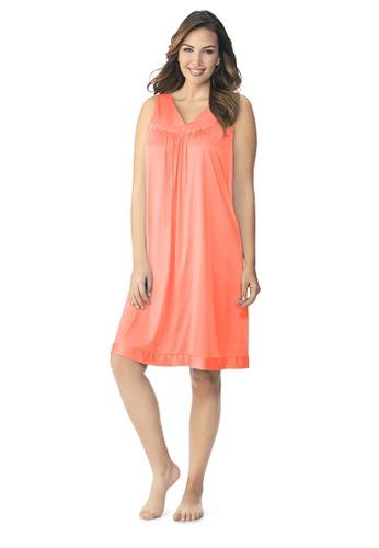 Exquisite Form Sleeveless Short Gown B19BEAA9127441GS_1