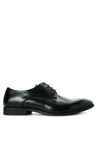 G&G black Men's Formal Shoes GG012SH49VHAPH_1