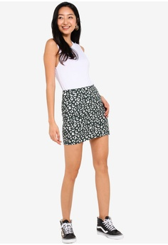 56b9fdb3de 17% OFF Something Borrowed Mini Pelmet Skirt S$ 29.90 NOW S$ 24.90 Sizes XS  S M L XL