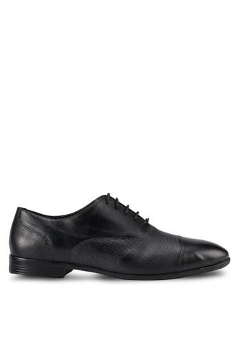 Burton Menswear London 黑色 Black Dress Shoes B73C4SHE7CD92DGS_1