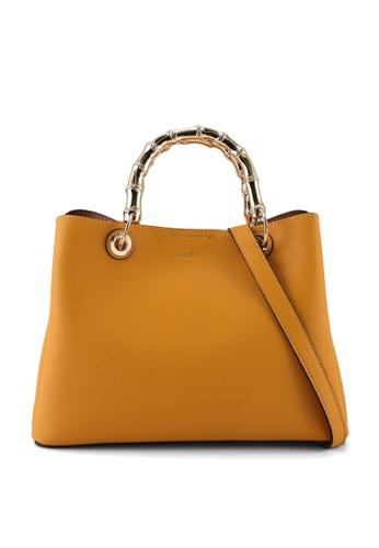 ALDO yellow Cehova Tote Bag 13BB7AC4E946B9GS_1