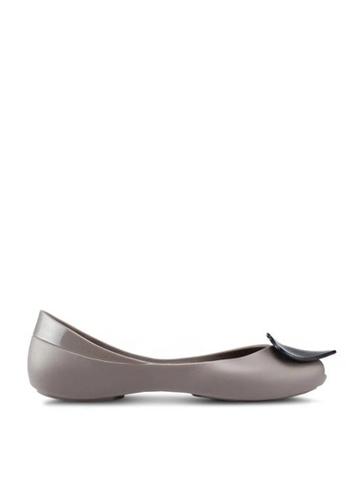 Twenty Eight Shoes Jelly Heart Ballet Flats 658-1 56D62SH412675CGS_1