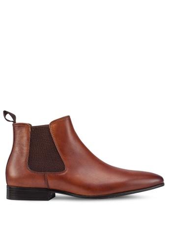 ALDO brown Chenadien Boots FCD16SH05A3647GS_1